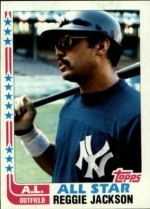 Reggie Jackson (New York Yankees)